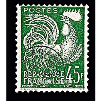 n° 117 - Timbre France Préoblitérés