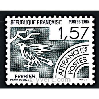 n° 187 -  Selo França Pré-obliterados