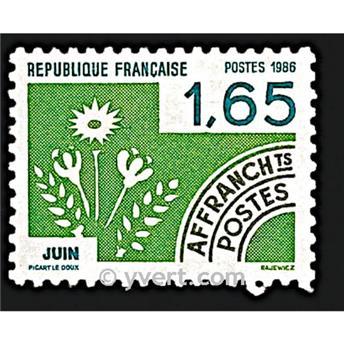 n° 191 -  Selo França Pré-obliterados