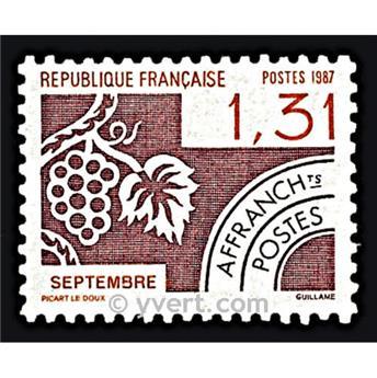 n° 194 -  Selo França Pré-obliterados
