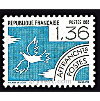 n° 198 -  Selo França Pré-obliterados
