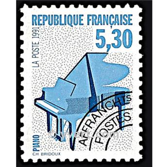 n° 222 -  Selo França Pré-obliterados