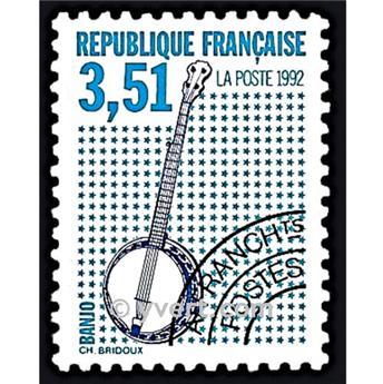 n° 226 -  Selo França Pré-obliterados
