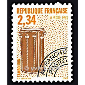 n° 229 -  Selo França Pré-obliterados
