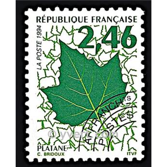 n° 233 -  Selo França Pré-obliterados