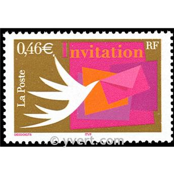 nr. 3479A -  Stamp France Personalized Stamp