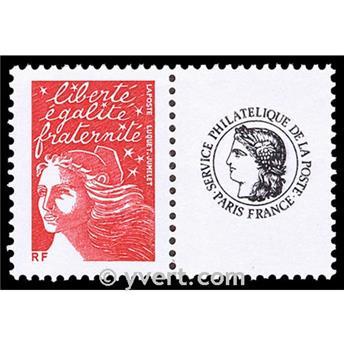 n.o 3587A -  Sello Francia Personalizados