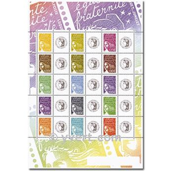 nr. 3688B/3688R -  Stamp France Personalized Stamp