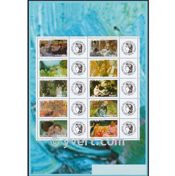 nr. F3866A -  Stamp France Personalized Stamp