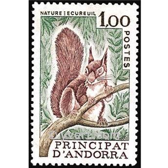 nr. 267 -  Stamp Andorra Mail
