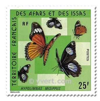 nr. 404/405 -  Stamp Afars and Issas Mail