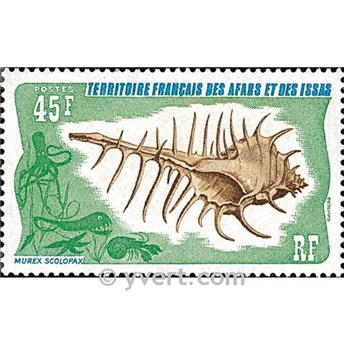 nr. 414 -  Stamp Afars and Issas Mail
