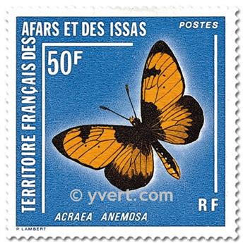 nr. 438/439 -  Stamp Afars and Issas Mail