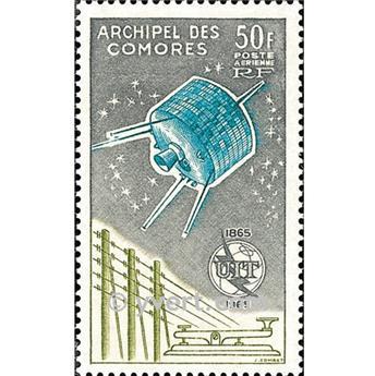 n° 14 -  Selo Comores Correio aéreo