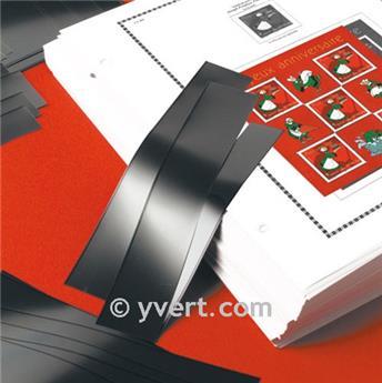 Strips single welding - 40mm (black background)