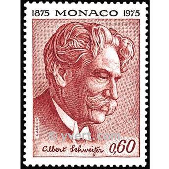 n.o 1011 -  Sello Mónaco Correos