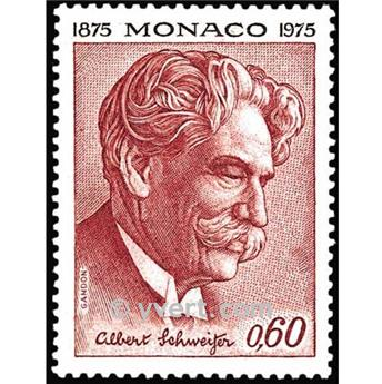 nr. 1011 -  Stamp Monaco Mail
