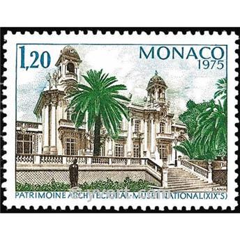 n.o 1016 -  Sello Mónaco Correos