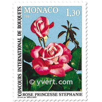 n° 1251/1252 -  Timbre Monaco Poste