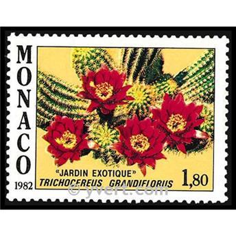 n° 1339 -  Timbre Monaco Poste
