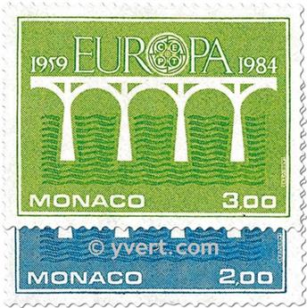 nr. 1418/1419 -  Stamp Monaco Mail