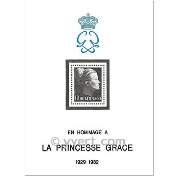 nr. 24 -  Stamp Monaco Souvenir sheets