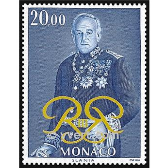 n.o 82 -  Sello Mónaco Bloque y hojitas