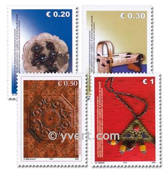 nr. 31/34 -  Stamp Kosovo - UN interim administration Mail