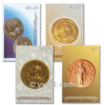 nr. 59/62 -  Stamp Kosovo - UN interim administration Mail