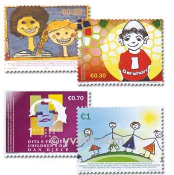 nr. 70/73 -  Stamp Kosovo - UN interim administration Mail