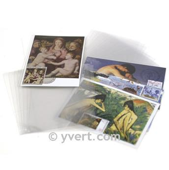 Protection for postcards: modern