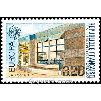 n° 2643 -  Selo França Correios