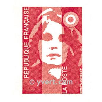 nr. 4 -  Stamp France Self-adhesive