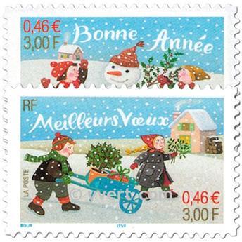 n° BC31 -  Selo França Autoadesivos