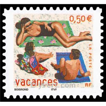 n° 35 -  Selo França Autoadesivos