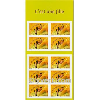n° BC40 -  Timbre France Autoadhésifs