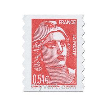 n° P96 -  Selo França Autoadesivos