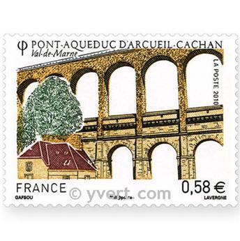 n.o 4503 -  Sello Francia Correos