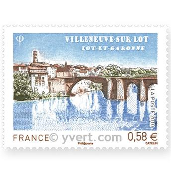 n° 4513 -  Timbre France Poste