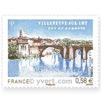 n.o 4513 -  Sello Francia Correos