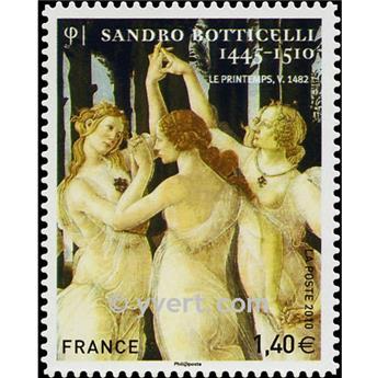 n° 509 -  Selo França Autoadesivos