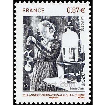 n° 524 -  Timbre France Autoadhésifs