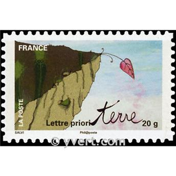 nr. 527a -  Stamp France Self-adhesive