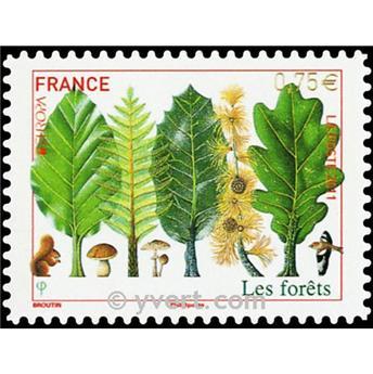 n° 564 -  Selo França Autoadesivos