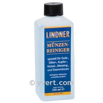 PRODUCTO LIMPIADOR para MONEDAS (LINDNER)