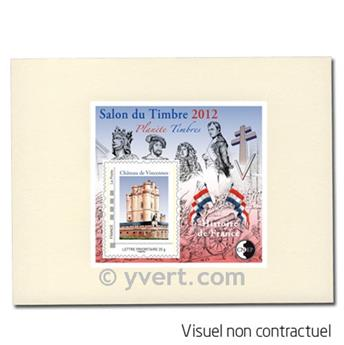 n° 61lux -  Selo França CNEP