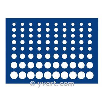CAJÓN: 80 HUECOS (ESPECIAL EURO)