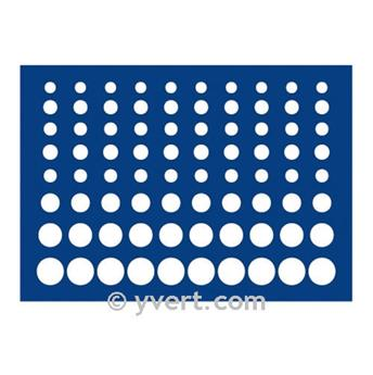 GAVETA: 80 CAVIDADES  ( ESPECIAL EURO )