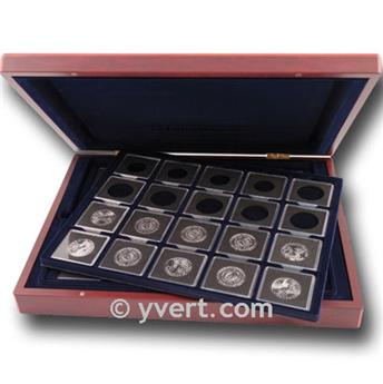 COFFRET VOLTERRA TRIO QUADRUM 20 CASES