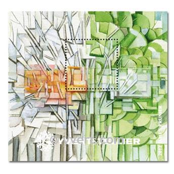 nr. 5 -  Stamp France Booklet Panes Yvert et Tellier